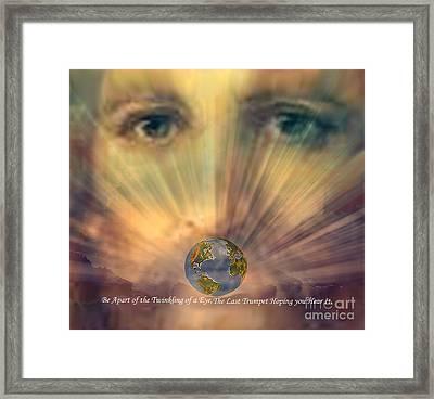 Hope Framed Print by The Kepharts