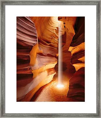 Hope Framed Print by Timm Chapman