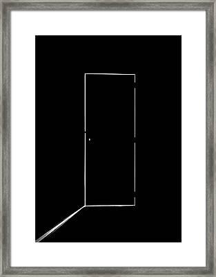 Hopefulness Framed Print