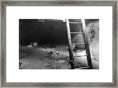 Hopi Kiva, C1900 Framed Print