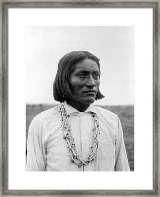Hopi Priest, C1900 Framed Print