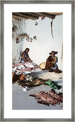 Hopi Women, C1902 Framed Print by Granger