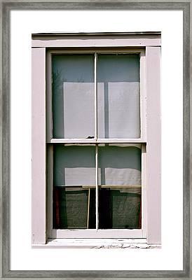 Hopper Was Here Framed Print by Ira Shander