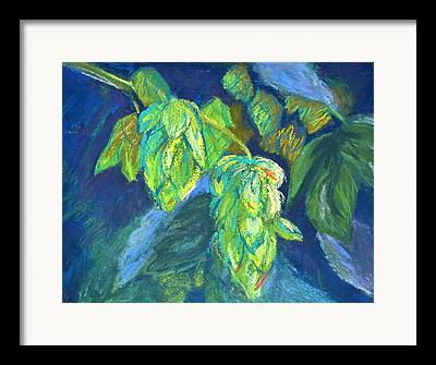 Hoppiness And Harmony Framed Prints