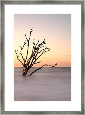 Horizon Framed Print by Serge Skiba