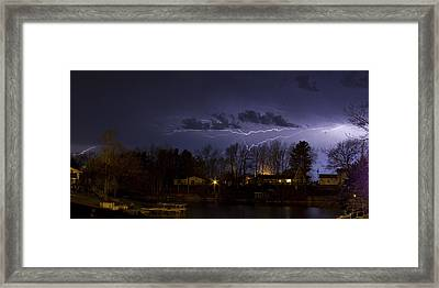 Horizontal Framed Print
