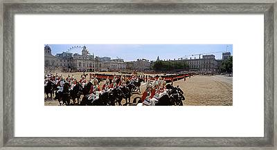 Horse Guards Parade, London, England Framed Print by Panoramic Images