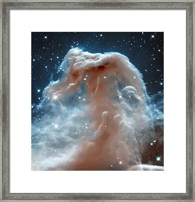 Horse Head Nebula Framed Print by Jennifer Rondinelli Reilly - Fine Art Photography