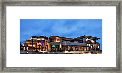 Horseshoe Casino Cincinnati Framed Print