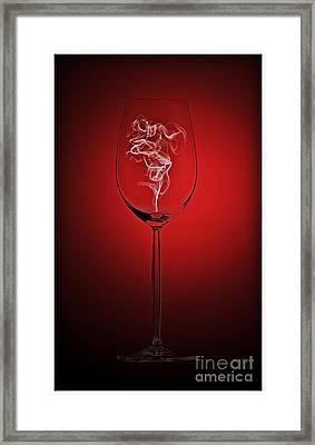 Hot Framed Print
