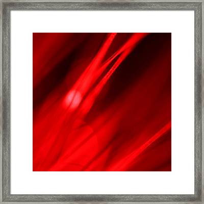 Hot Blooded Series Part 3 Framed Print