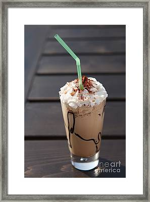 Hot Chocolate Framed Print by Ciprian Kis