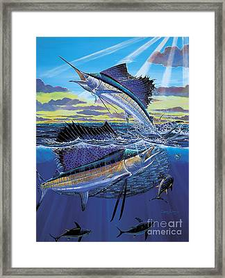Hot Spot Off0073 Framed Print by Carey Chen