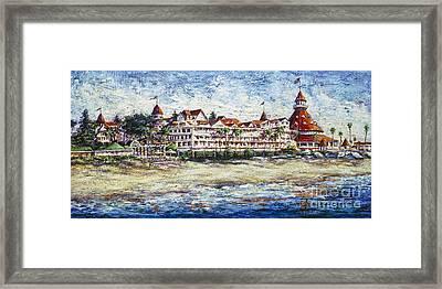 Hotel 2000 Framed Print