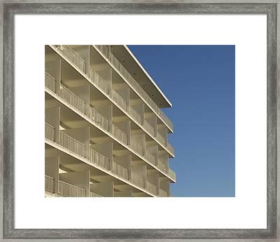 Hotel Framed Print