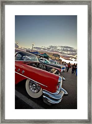 Hotrod Buick  Framed Print by Merrick Imagery