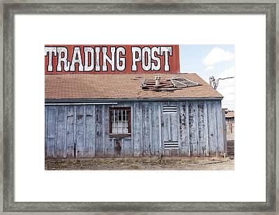 Houck, Arizona, United States Framed Print