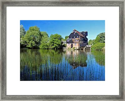 Houghton Mill Framed Print