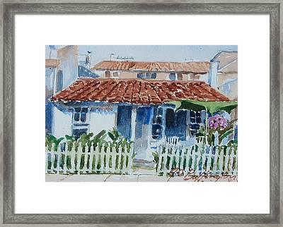 House For Tom Framed Print