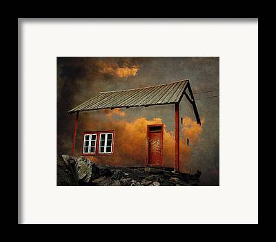 Houses Framed Prints