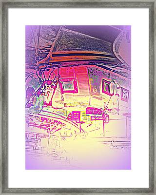 is it the house of dreams or the dream of houses, I don't know  Framed Print