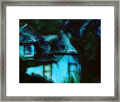 House With Soul   Framed Print