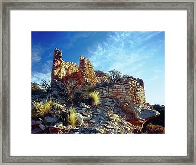 Hovenweep National Monument, Colorado Framed Print by Scott T. Smith