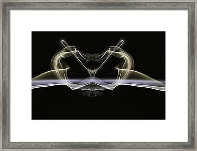 Hovercraft Framed Print