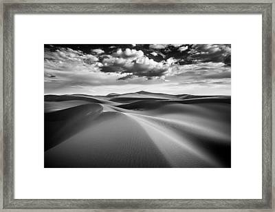 How Long Is Forever Framed Print