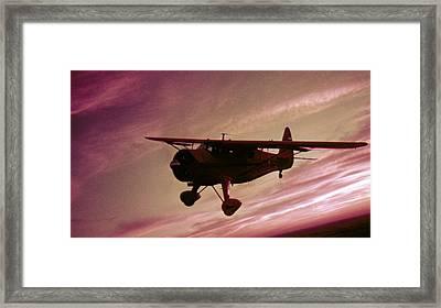 Howard Dga Framed Print by Greg Reed