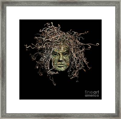 Hoyden Framed Print by Adam Long