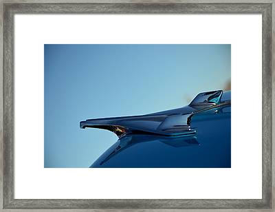 Framed Print featuring the photograph Hr-10 by Dean Ferreira