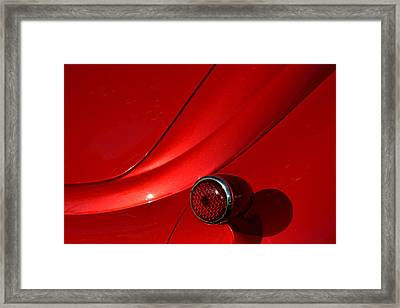 Framed Print featuring the photograph Hr-20 by Dean Ferreira