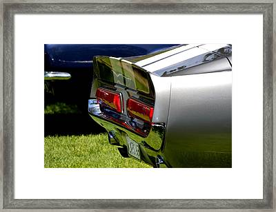 Framed Print featuring the photograph Hr-24 by Dean Ferreira