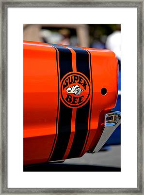Framed Print featuring the photograph Hr-27 by Dean Ferreira