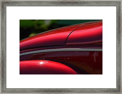 Framed Print featuring the photograph Hr-31 by Dean Ferreira