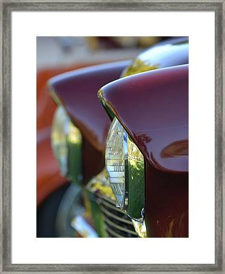 Framed Print featuring the photograph Hr-36 by Dean Ferreira