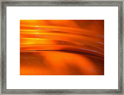 Framed Print featuring the photograph Hr-38 by Dean Ferreira
