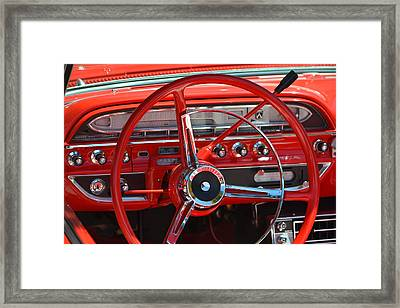 Framed Print featuring the photograph Hr-41 by Dean Ferreira
