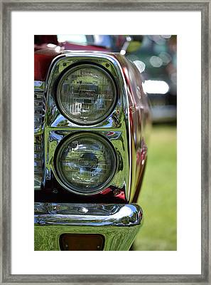 Framed Print featuring the photograph Hr-46 by Dean Ferreira
