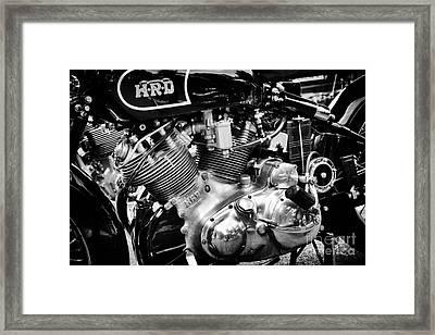 HRD Framed Print by Tim Gainey