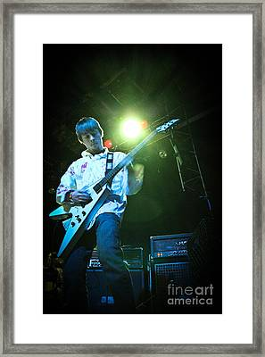Htwd Framed Print by Joel Loftus