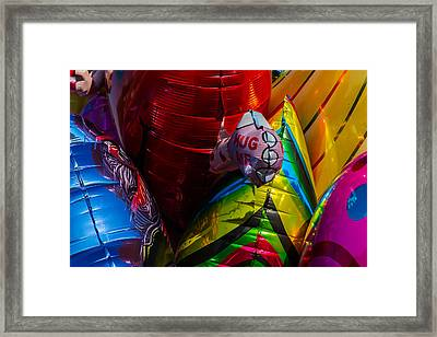 Hug Me - Featured 3 Framed Print by Alexander Senin