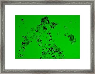 Hulk Framed Print by Brian Reaves