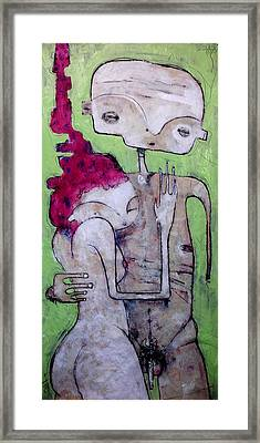 Humanitas No. 10  Framed Print by Mark M  Mellon