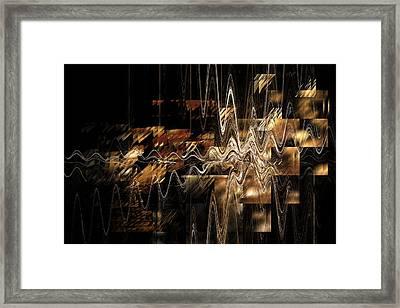 Humankind Framed Print by Menega Sabidussi