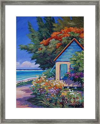 Humble Home Framed Print by John Clark