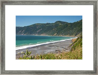 Humboldt County California Framed Print by Michael Qualls