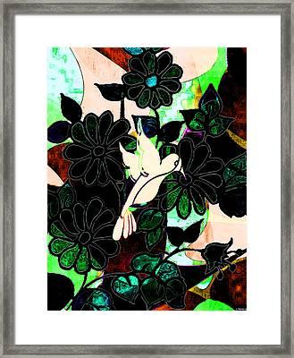 Hummingbird Framed Print
