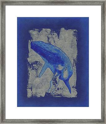 Humpback Whale Song Framed Print